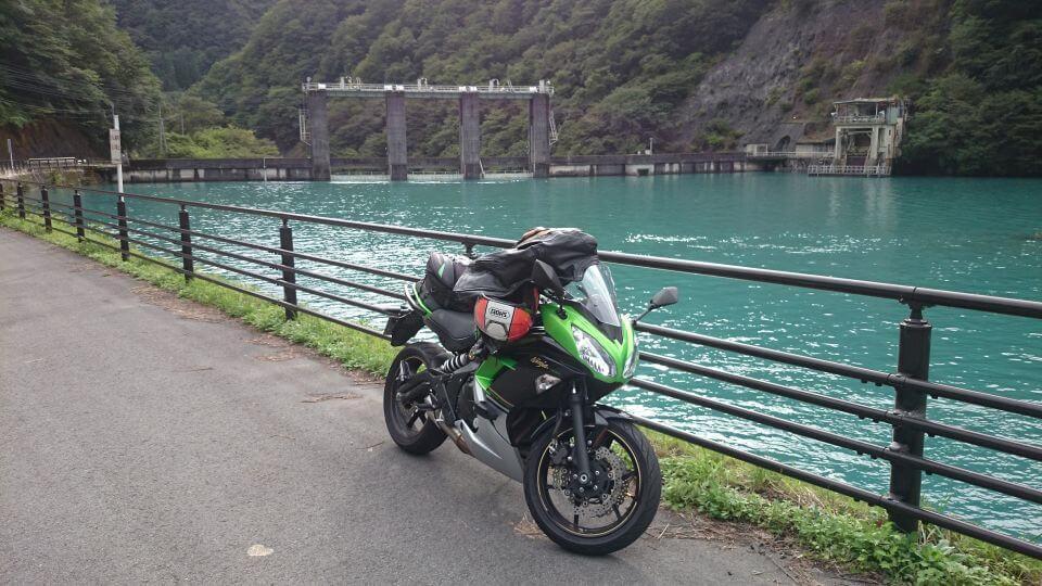 奈良田湖3