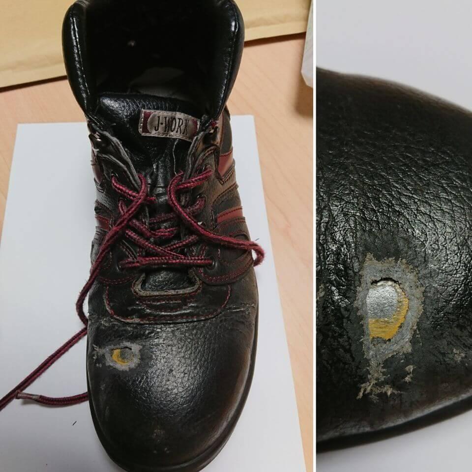 おたふく手袋の安全靴