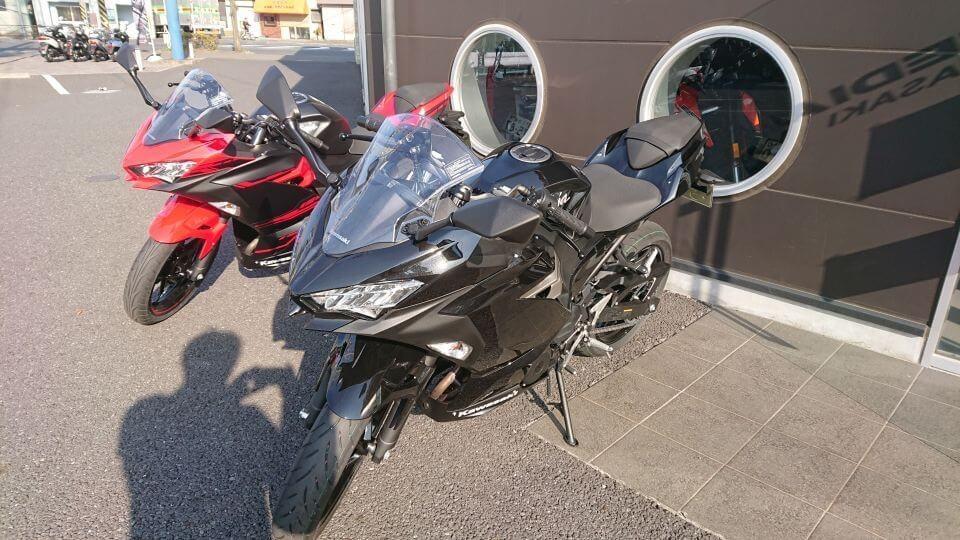 新型Ninja 250 and 400
