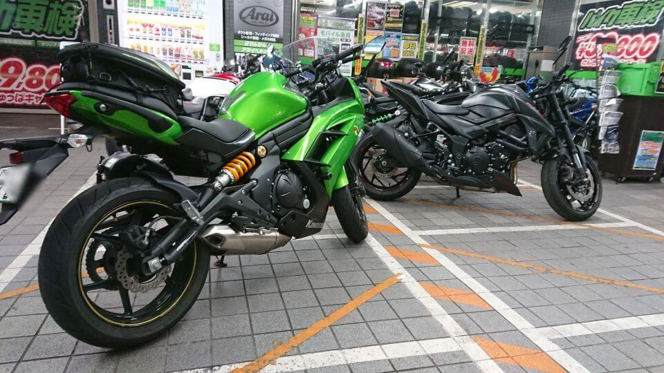 Ninja 650 & GSX-S750